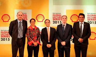 Shell hosts 4th edition of Global lecture series in IIM Bangalore