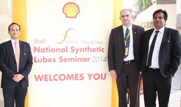 Shell seminar on tech superiority in synthetic lubes
