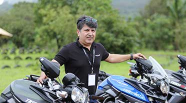 Shoeb Farooq will now head Triumph Motorcycles India