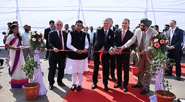 Skoda Auto India inaugurates solar power gen project