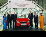 Skoda Auto India rolls out 25000th Fabia