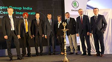 Skoda, Volkswagen Group India inaugurate the new Tech Centre in Pune