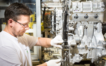 Skoda produces three-millionth 1.2 HTP engine