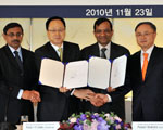 Ssangyong-Mahindra Sign Definitive Agreement