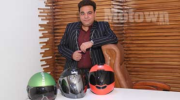 Steelbird records 40pc growth in helmet sales following stricter govt norms for riders