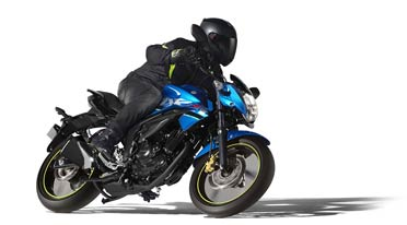 Suzuki Motorcycle India clocks 50pc year on year growth