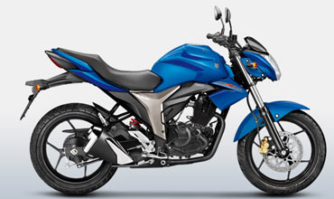 Suzuki two-wheelers sales increased by 42.65pc in Dec 2014