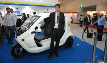 Swedish electric vehicles to ply on Delhi roads