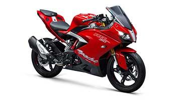 TVS Apache RR 310 super premium motorcycle in Nepal