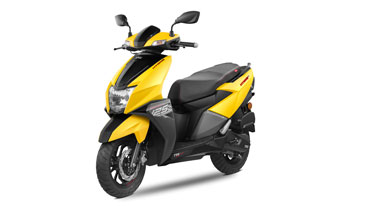TVS Ntorq 125 launched in Sri Lanka for LKR 2,54,900