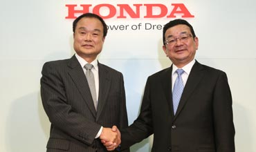 Takahiro Hachigo  to become new President, CEO of Honda Motor  Co.