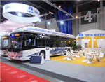 Tata Hispano unveils its hybrid CNG-electric bus