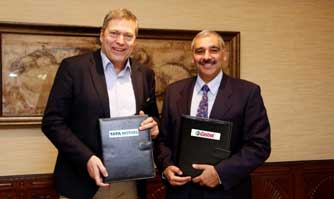 Tata Motors, Castrol announce global strategic partnership