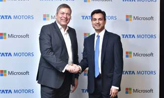 Tata Motors, Microsoft India collaborate to redefine connected experience
