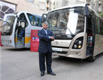 Tata Motors launches Divo Luxury Coach and Starbus