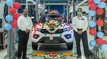 Tata Motors rolls out 1000th Nexon EV