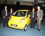 Tata Nano now in Sri Lanka