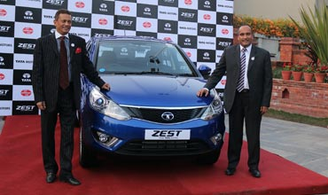 Tata Zest launched in Nepal