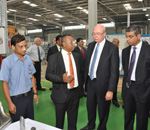 Tenneco inaugurates new manufacturing facility in