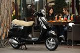 The Vespa Returns by 2012