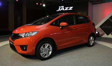 The new Honda Jazz could jazz up sales for company in India
