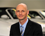 Thomas Becki, Porsche Head of product & tech press