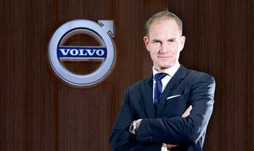 Tom von Bonsdorff is new Managing Director of Volvo Auto India
