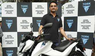 Tork T6X electric motorcycle garners 1000+ booking in 24 hours