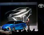 Toyota 'Car of the Future' on sale in 2015