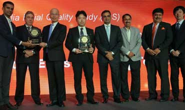 Toyota, Hyundai , Honda corner major JD Power awards