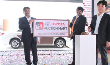 Toyota Kirloskar to auction used cars in India