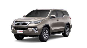 Toyota domestic sales dip 15pc in Dec 2017; Innova, Fortuner sales rise in CY 2017