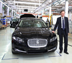 UK minister visits JLR India's Pune facility