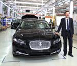 UK minister visits JLR India's Pune facility