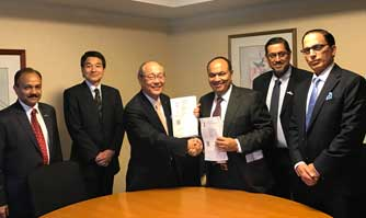 Uno Minda Group in JV agreement with Katolec Corporation of Japan