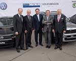VW and GAZ sign contract manufacturing
