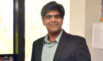 Veejay Ram Nakra is Sr. VP - Sales & Marketing M&M Automotive Dvsn