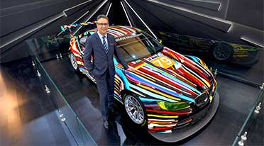 Vikram Pawah appointed as CEO of BMW Group in Australia and New Zealand