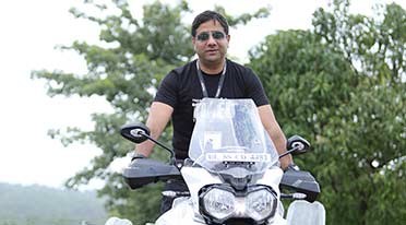 Vimal Sumbly, MD, Triumph Motorcycles India resigns