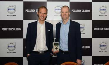 Volvo creates awareness on developing sustainable eco system