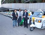 'White Express' auto service for Gurgaon