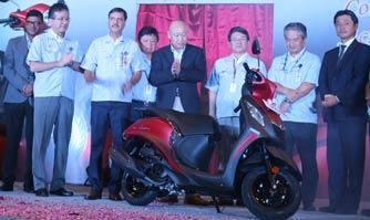 Yamaha Chennai factory achieves 1 million production milestone