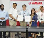 Yamaha India to partner with Navjyoti India