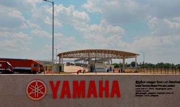 Yamaha Motor inaugurates third manufacturing unit in India