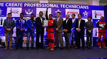 Yamaha NTGP / NPGP 2018 winners announced