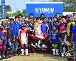 Yamaha organizes Riding Clinic for the second time