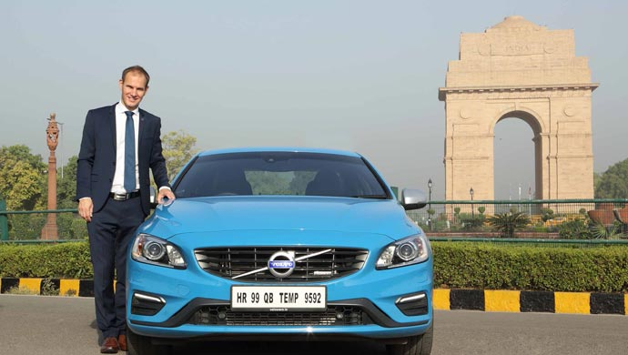 Tom von Bonsdorff has taken up the position as Managing Director, Volvo Auto India effective June 1, 2015.