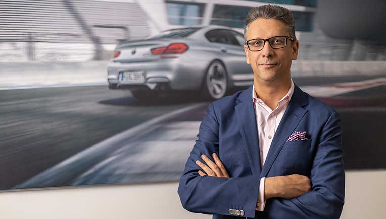 Vikram Pawah to head BMW Group in India as well as in Australia