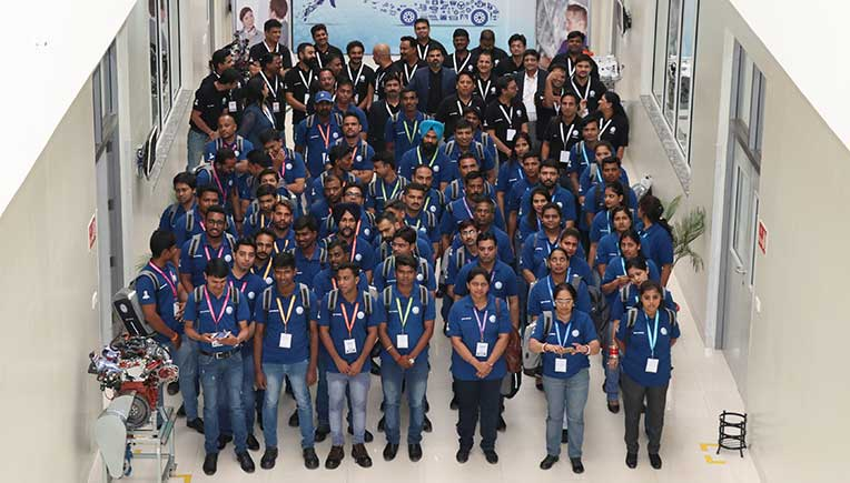 Volkswagen concludes fifth season of skill development programme – Sarvottam