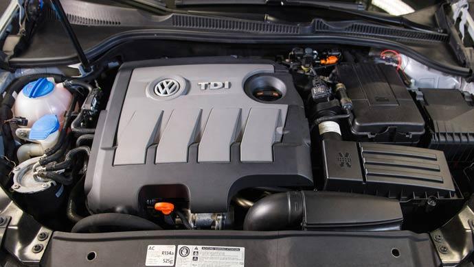 1.6 TDI engine  EA 189